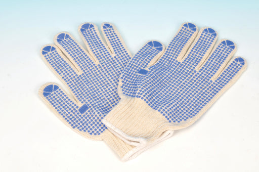 Gloves Knitted - Double side dotted
