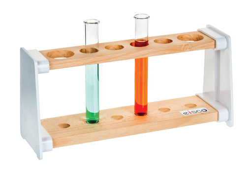 Test Tube Stand, Wooden