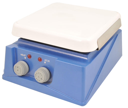 Magnetic Stirrer - Ceramic,  Top Plate size 10x10cm