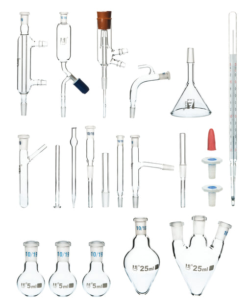 Set 10 BU Organic Chemistry Kit