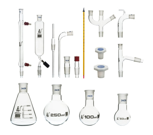 Set 34 BU Organic Chemistry Kit