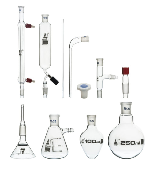 Set 46 BU Organic Chemistry Kit