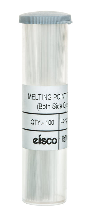 Capillary Melting Point Tube, borosilicate glass