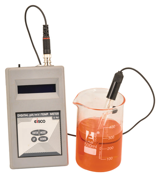 pH Tester - Digital, Hand held EI 0961