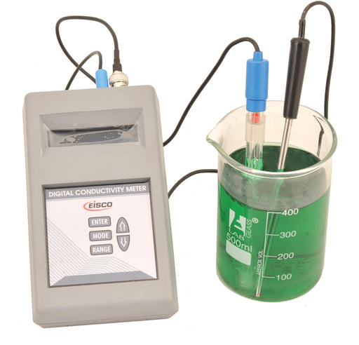 Conductivity Meter - Digital, Handheld Model