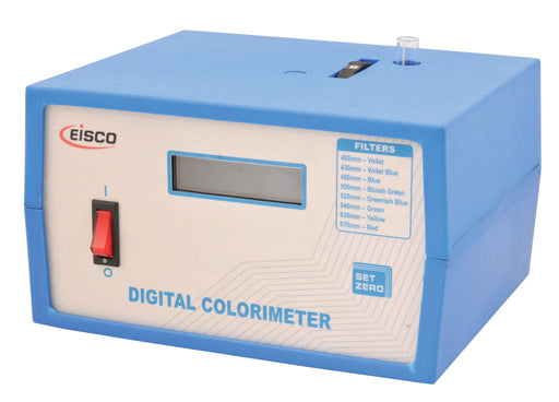 Photo Colorimeter - Digital Model EI 911