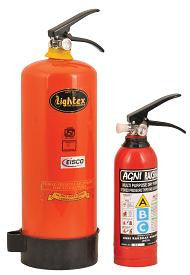 Fire Extinguisher Dry Powder,  2kg.