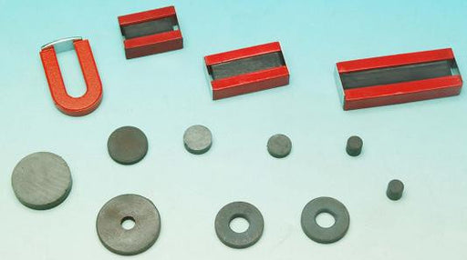 Magnets Ceramic - U Shape