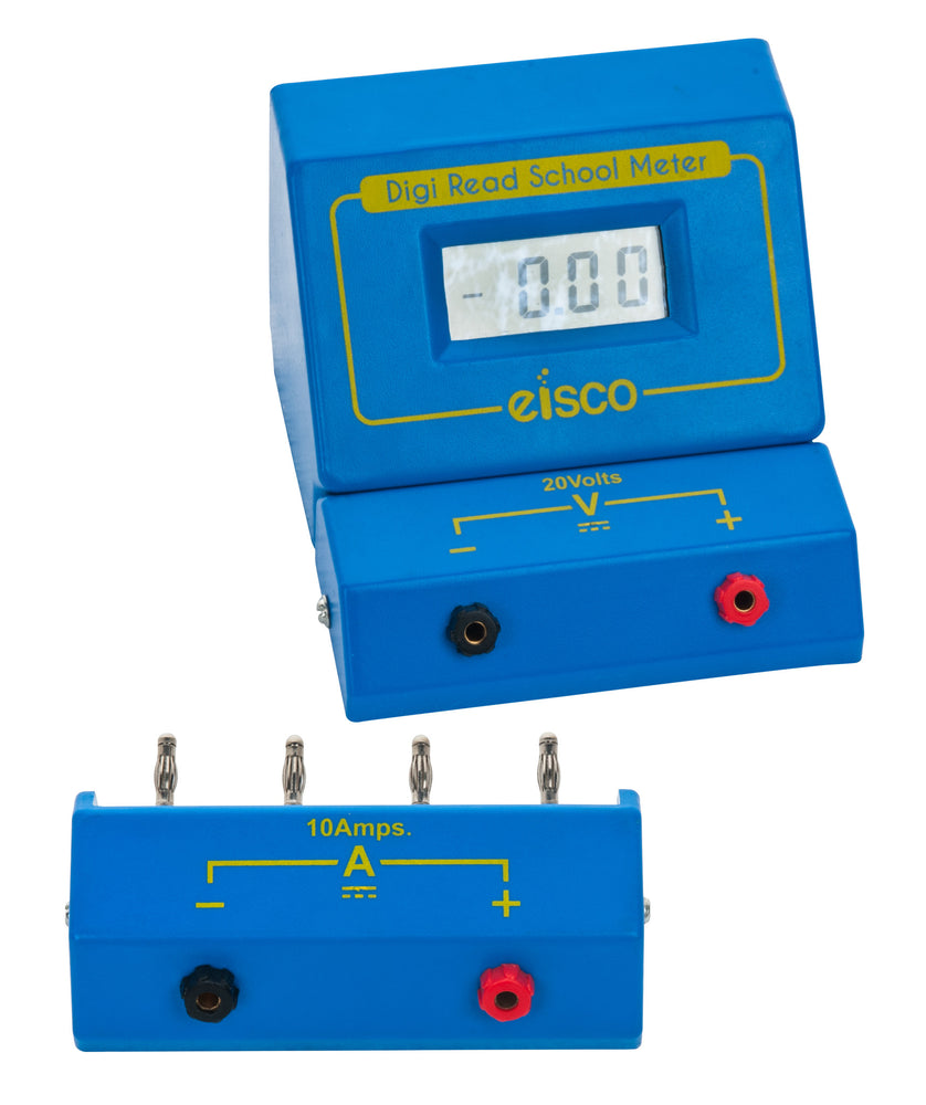 Digi Read School Meter with shunts