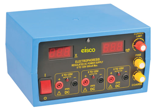 Power Supply Electrophoresis DC Regulated