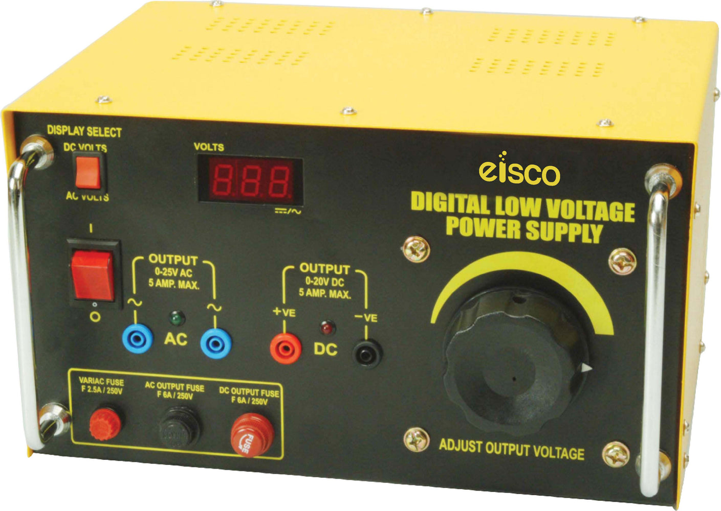 Power Supplies Low Voltage AC/DC Digital Model
