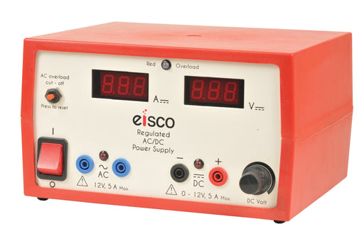 Power Supplies Regulated AC/DC 12V/5A