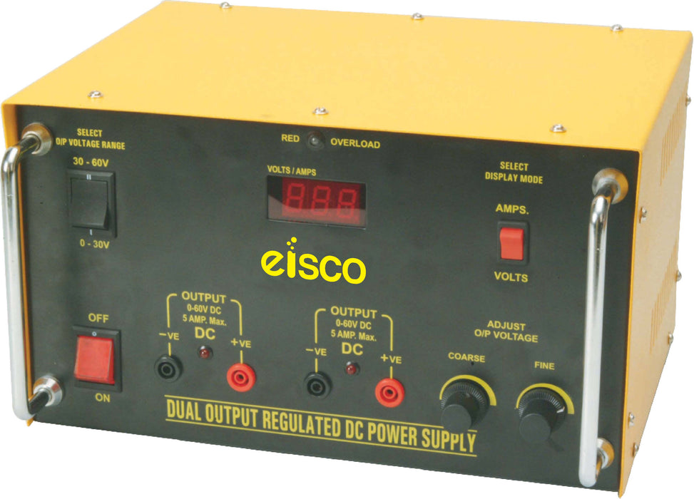 Power Supplies Dual Output Regulated DC 220V
