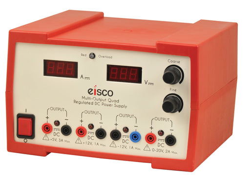 Power Supplies Multi-Output Quad Regulated DC