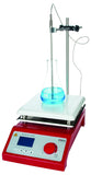 Magnetic Stirrer and Hotplate with Digital Display, 110/120 V AC