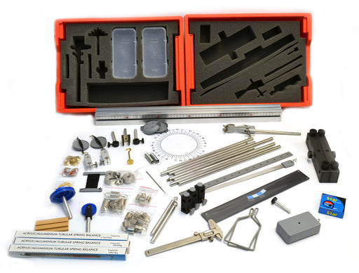 Physics Mechanics Equipment Kit -  81 Pieces