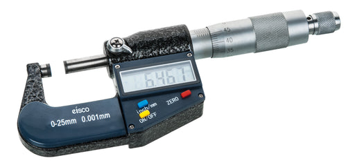 Micrometer Screw Gauge - Digital