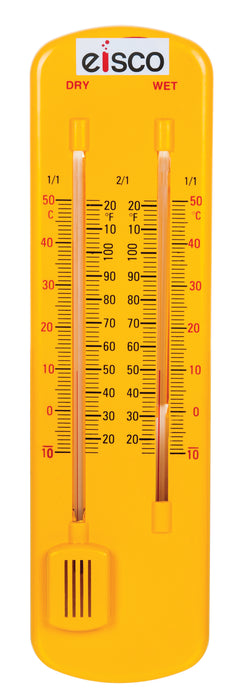 Wet and Dry Thermometer - Masons