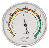 Hair Hygrometer, Diameter 85 mm