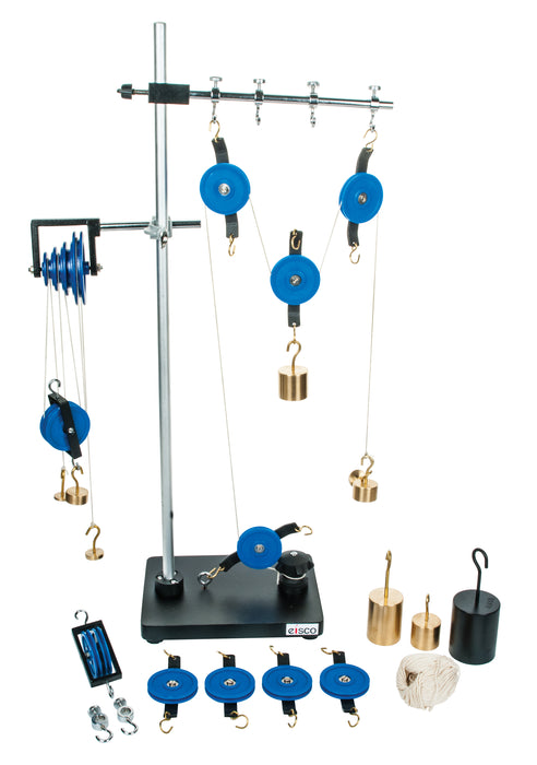 EISCO Student Pulley Demonstration Set