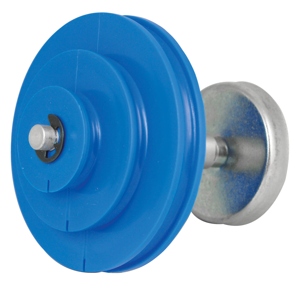 Differential Pulley with magnet