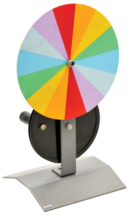 EISCO Newton's Color Disc - Hand driven