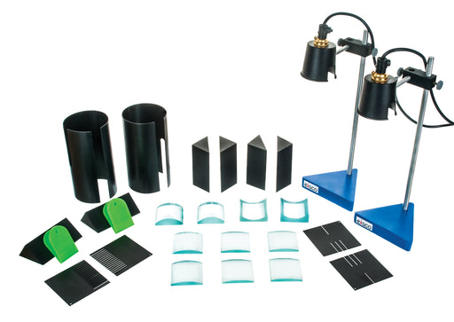 Eisco Labs Table Top Ray Optics Kit