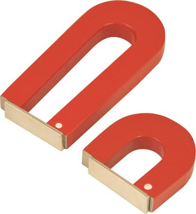 "3"" Horseshoe U-shape Magnet with keeper - Alnico"