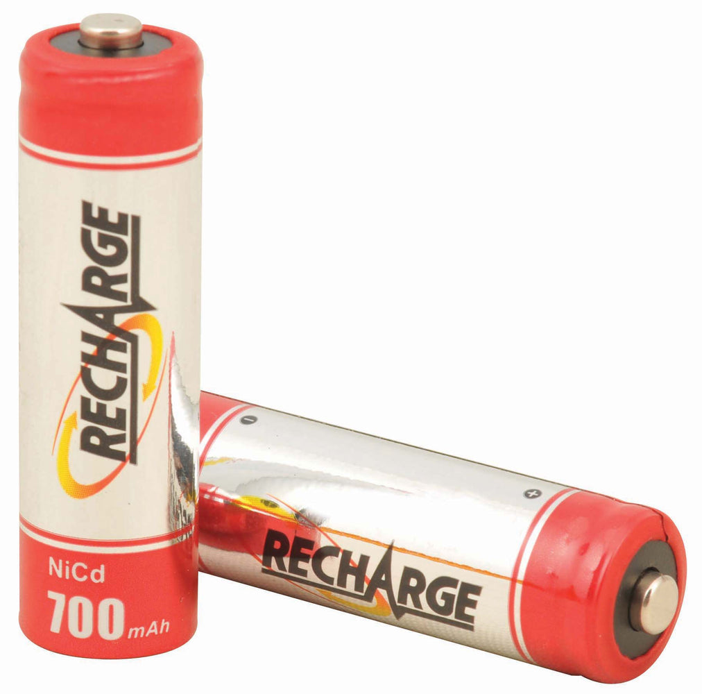 Batteries rechargeable size AA