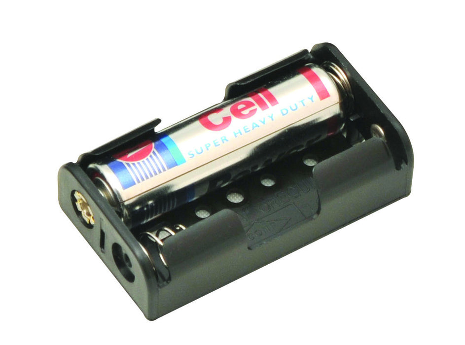 Cell Holder Double for 'AA' size battery