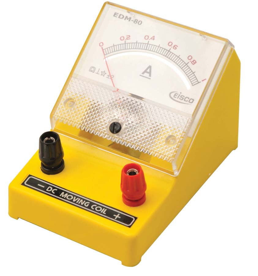 Moving Coil Milliammeter
