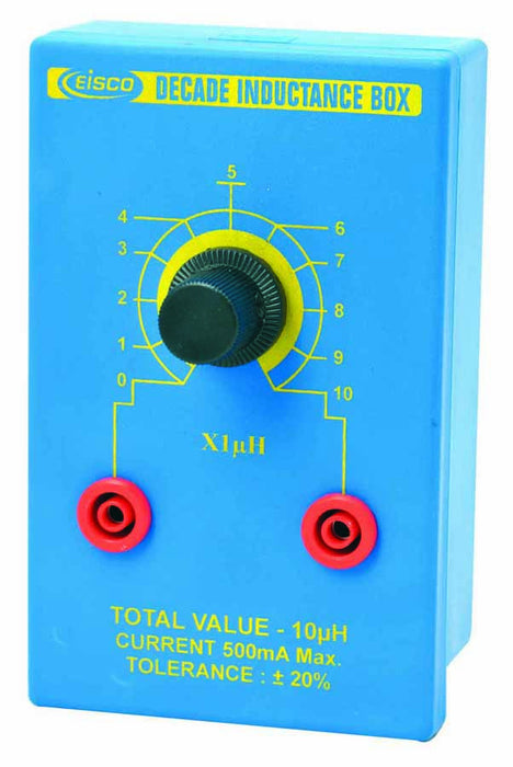 Decade Inductance Box - Single Dial