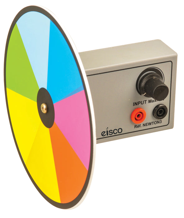 Newton Color disc with 6V Motor