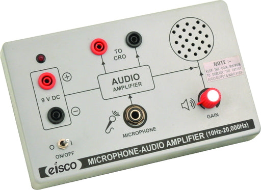 Microphone Audio Amplifier