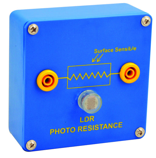 Light Dependent Resister Unit (LDR)