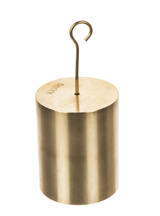 Hooked Weights - Brass - Spare, 1000g