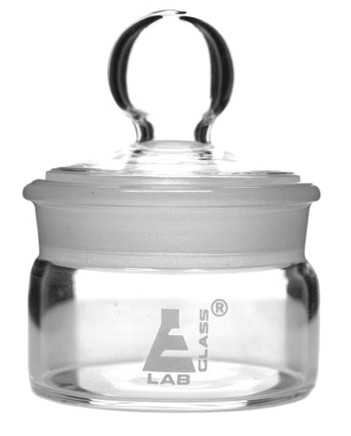 Weighing bottle-Low form, 20 ml, 25 mm ht