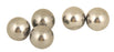 "3/4"" Steel Marbles Pack of 5"