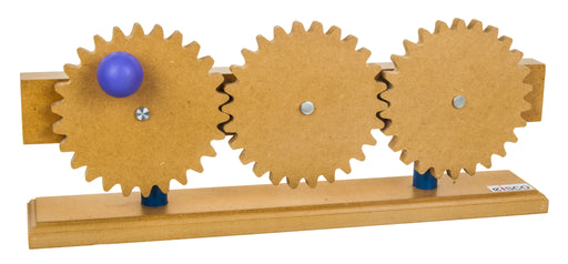 Gear Train - Simple Machines