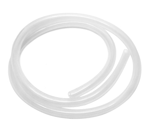 "Silicon Tubing, 40"" - 11mm Dia., 7mm Bore - 2mm Wall Thickness - Seamless, Translucent, Non-Toxic - Eisco Labs"