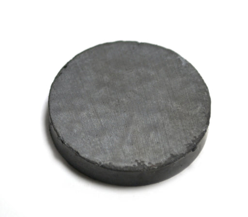 "Ceramic Disc Magnet - 1"" Diameter - Eisco Labs"