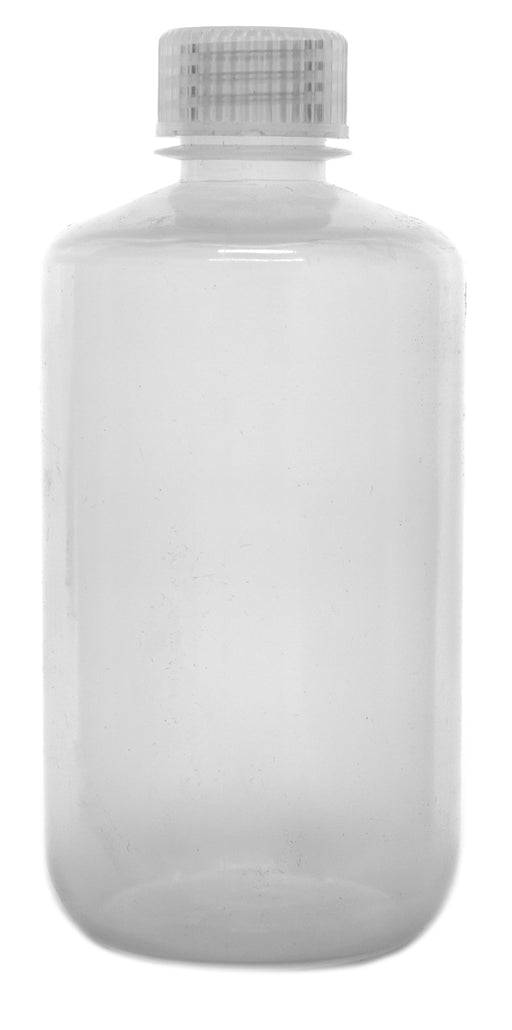 Reagent Bottle, 250ml, Narrow Neck, Rigid Autoclavable Polypropylene - Eisco Labs