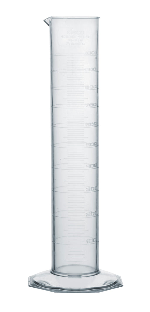 Measuring Cylinder, 1000ml - Class A - TPX