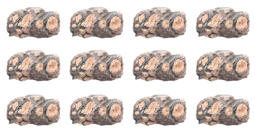 "12PK Raw Rhyolite, Igneous Rock Specimens - Approx. 1"" - Geologist Selected & Hand Processed - Great for Science Classrooms - Class Pack - Eisco Labs"
