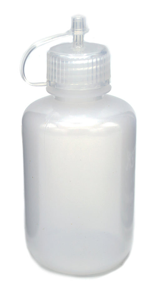 Plastic 125ml Dropping Bottle - Euro Design - Eisco Labs