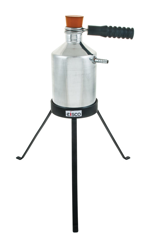 Laboratory Steam Generator - 1 Liter, Cast Base, Aluminum Can - Eisco Labs