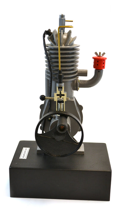 Two-stroke Diesel Engine Model - Eisco Labs