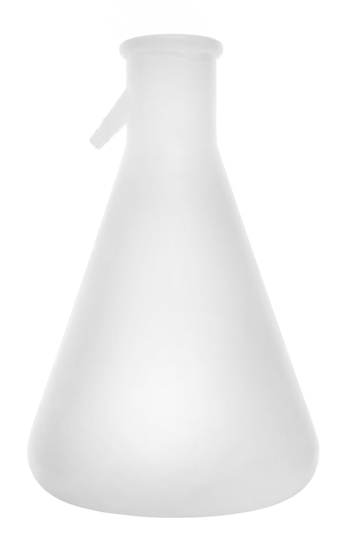 Buchner Filtering Flask, 1000ml - Polypropylene - with Angled Side Arm - Eisco Labs