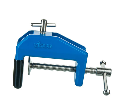 Heavy Duty Table Clamp - Vinyl Coated Grip - Rod/Pulley Holder