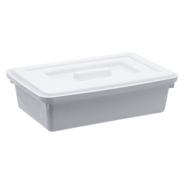 Instrument Tray 220x150x70mm - With Cover
